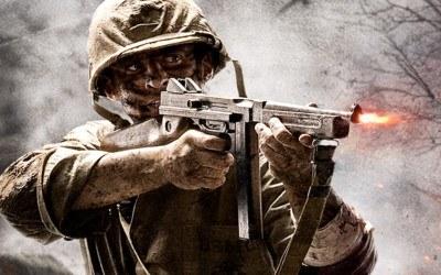 Call of Duty: Worlf at War - motyw graficzny /Informacja prasowa