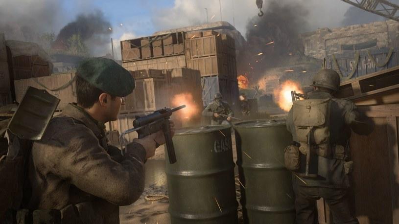 Call of Duty WWII /materiały prasowe