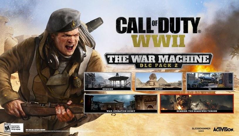 Call of Duty: WWII /materiały prasowe