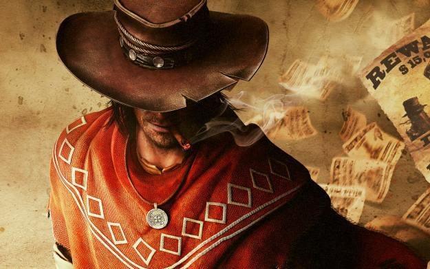 Call of Juatez: Gunslinger - motyw graficzny /Informacja prasowa