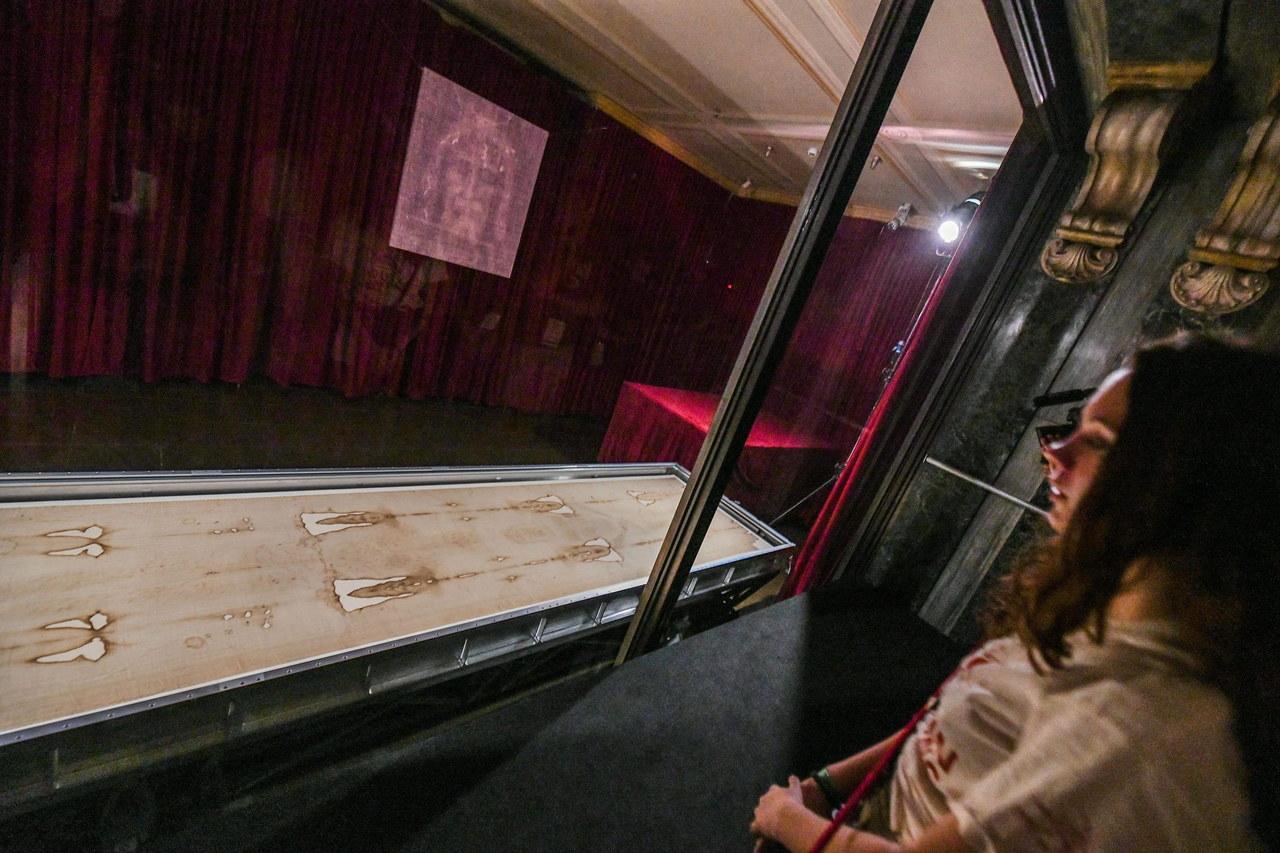 Całun Turyński zostanie wystawiony w Wielką Sobotę. Zobaczą go miliony ludzi na świecie