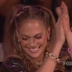 Całus dla Jennifer Lopez, emocjonalny występ faworyta
