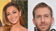 Calvin Harris i Nicole Scherzinger są tylko przyjaciółmi