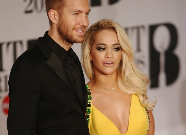Calvin Harris i Rita Ora już nie są parą (zdjęcie z lutego 2014 r.) - fot. Dan Kitwood /Getty Images