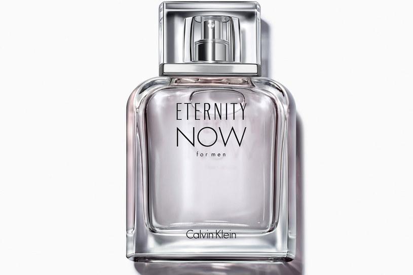 Calvin Klein Eternity NOW /materiały prasowe