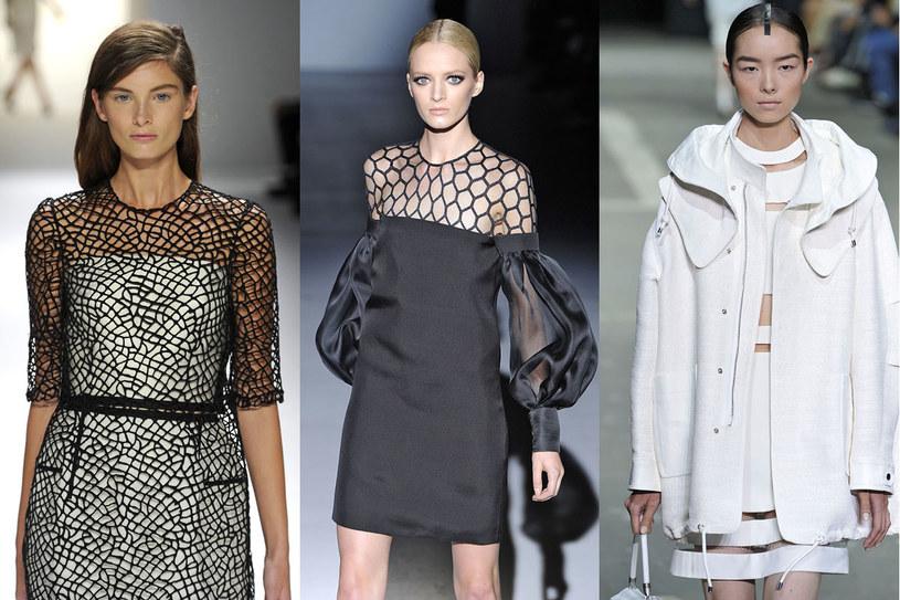 Calvin Klein, Gucci, Alexander Wang /East News/ Zeppelin