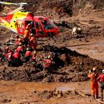 Cały czas trwa wydobywanie ciał z mułu w brazylijskiej kopalni