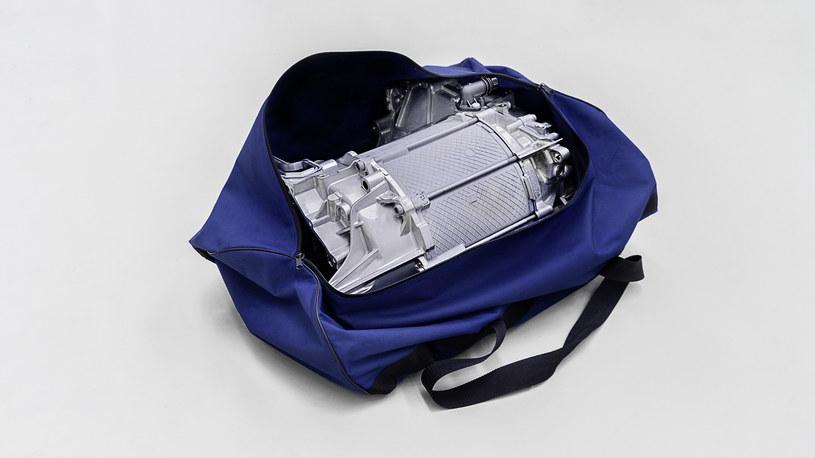 Cały moduł mieści się w torbie /
