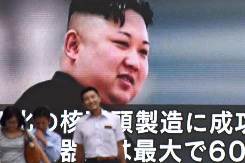 Cały świat spogląda w stronę Korei Północnej /KAZUHIRO NOGI /AFP