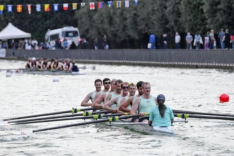Cambridge w klasyfikacji wszech czasów prowadzi z Oxfordem 83:80 /ANSA/CIRO FUSCO /PAP/EPA