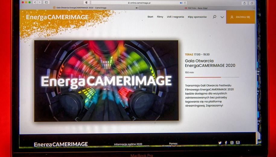 Camerimage w tym roku tylko w wersji online /\Tytus Żmijewski /PAP