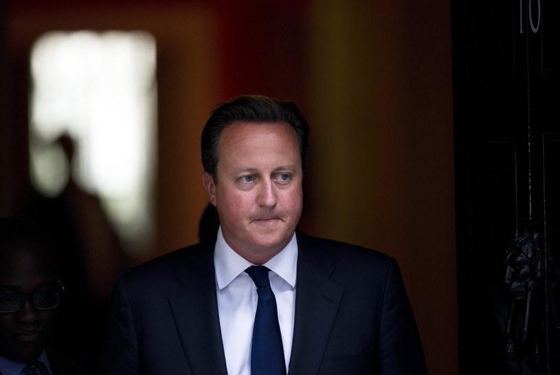 Cameron: Bez wsparcia RB ONZ nie będzie akcji przeciwko Syrii. /FACUNDO ARRIZABALAGA /PAP/EPA