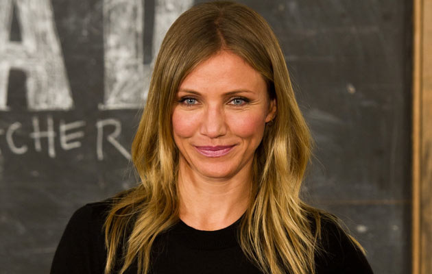 Cameron Diaz, fot. Ian Gavan   /Getty Images/Flash Press Media