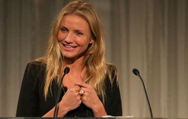 Cameron Diaz, fot. Michael Loccisano   /Getty Images/Flash Press Media