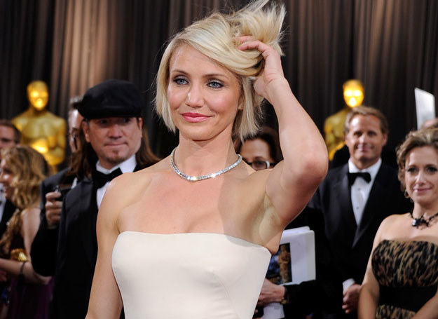 Cameron Diaz zna umiar /Getty Images/Flash Press Media
