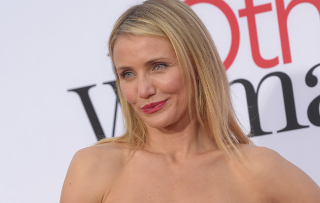 Cameron Diaz /Jason Kempin /Getty Images