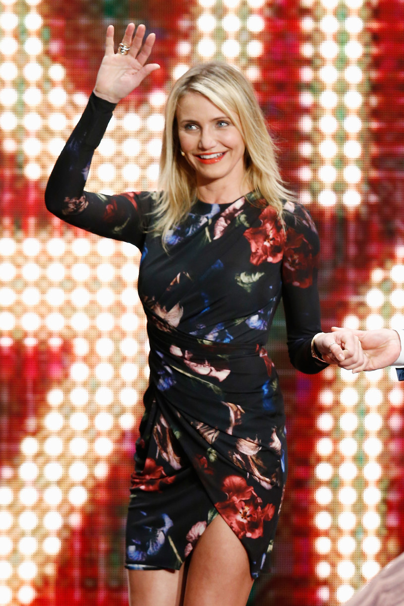 Cameron Diaz /Andreas Rentz /Getty Images