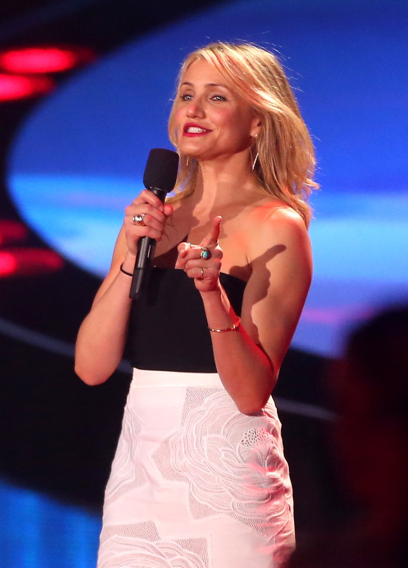 Cameron Diaz /Frederick M. Brown /Getty Images