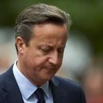 Cameron ws. Grecji: Wlk. Brytania nie będzie uczestniczyć w ratowaniu państw strefy euro