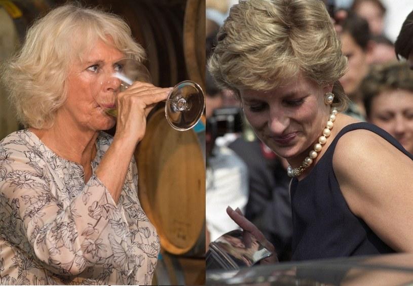 Camilla i Diana /East News