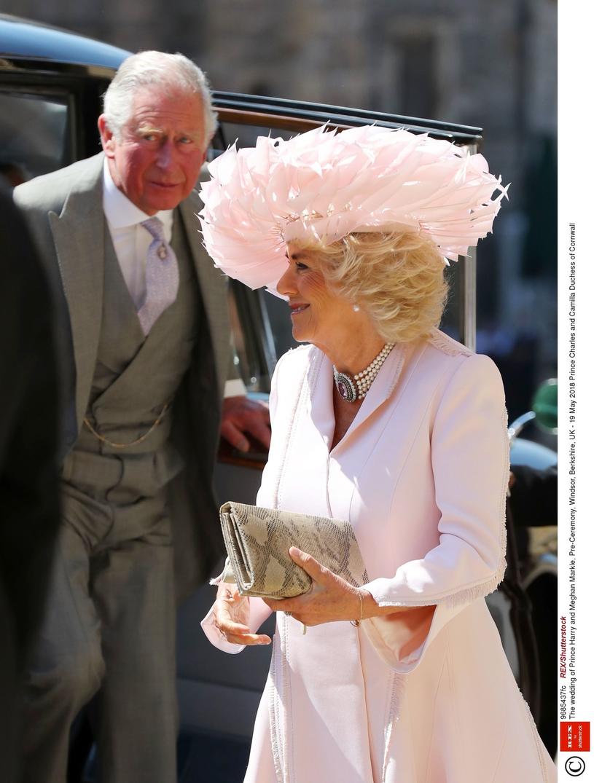 Camilla i książę Karol /East News