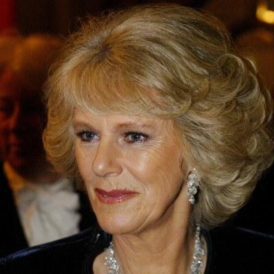 Camilla  - małżonka księcia Karola /AFP