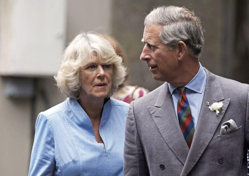 Camilla Parker Bowles i książę Karol wzięli ślub w 2005 roku /Tim Graham /East News