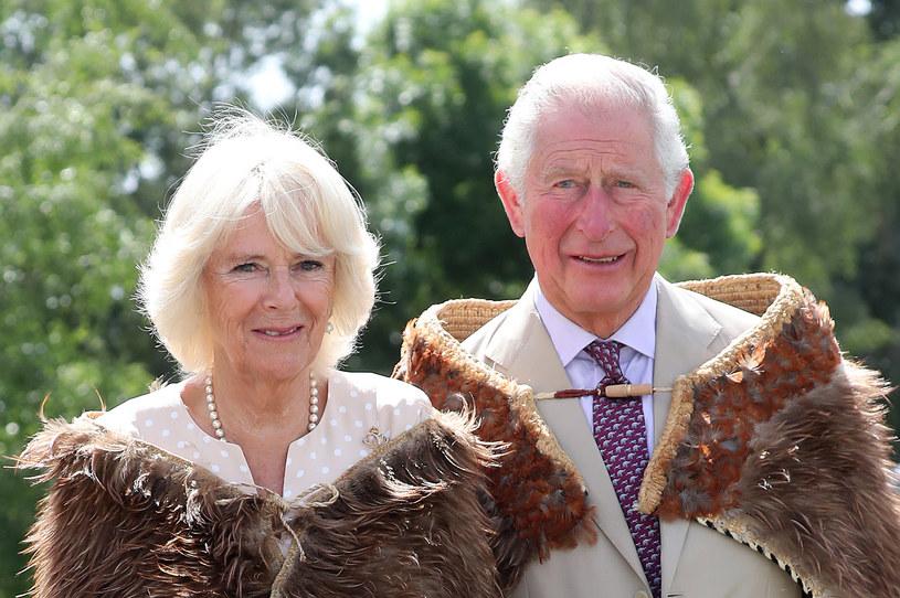 Camilla Parker-Bowles i książę Karol /Chris Jackson /Getty Images