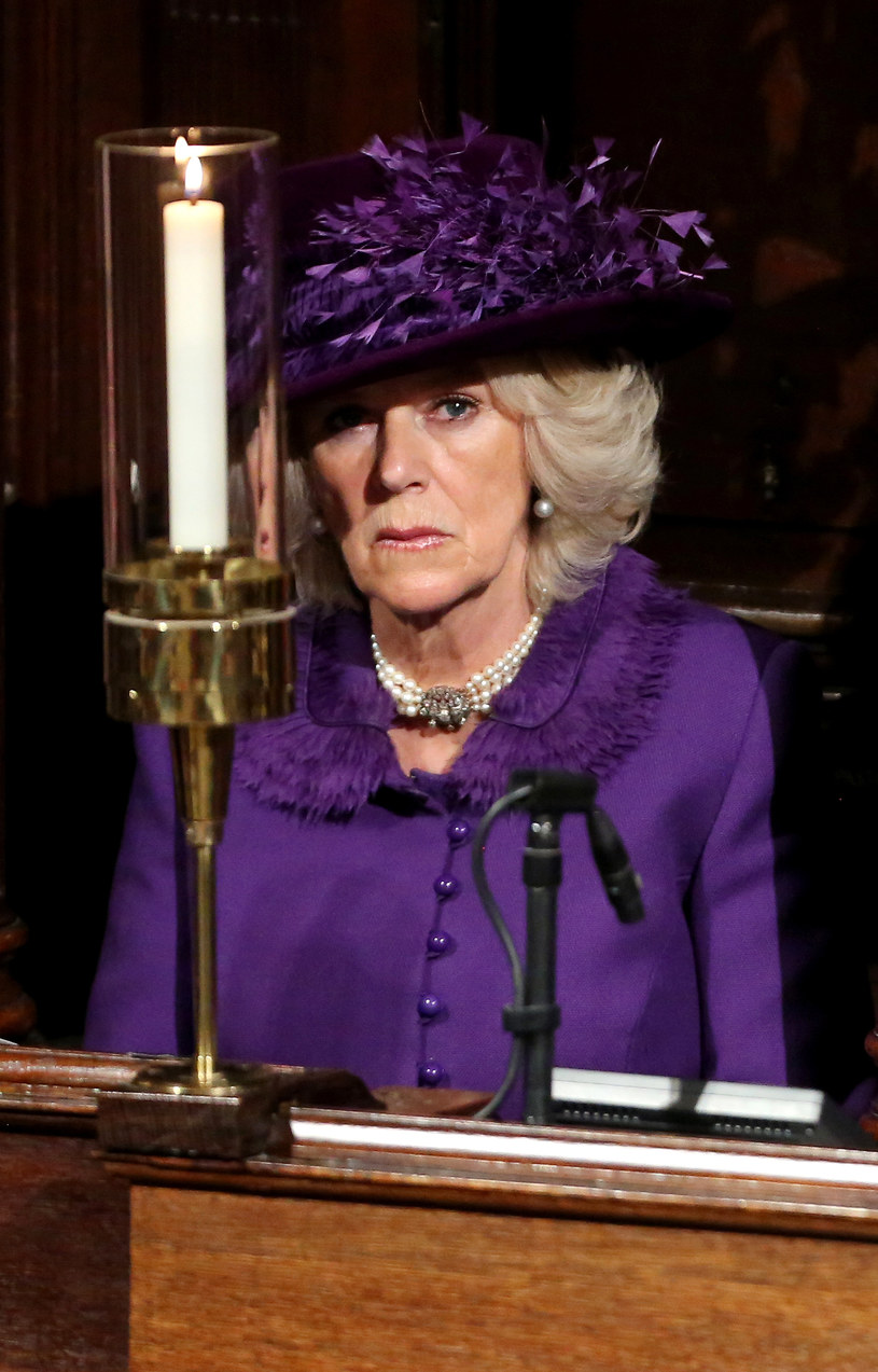 Camilla Parker Bowles /WPA Pool /Getty Images