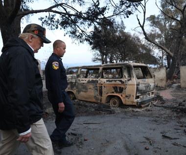 """""""Camp Fire"""". W Kalifornii odnalazło się ponad 700 zaginionych"""