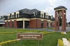 Campus Misericordiae czeka na pielgrzymówi i papież Franciszka!