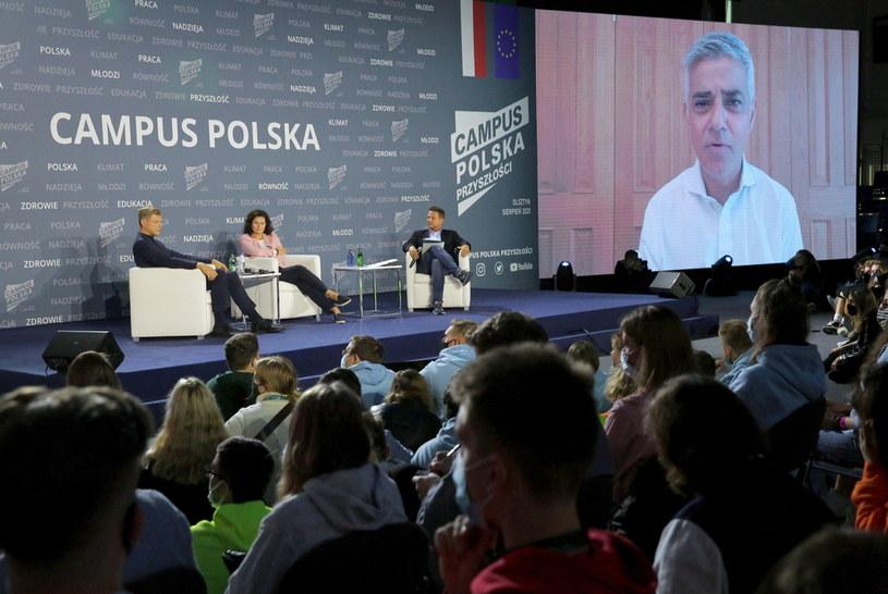Campus Polska Przyszłości / PAP/Tomasz Waszczuk /PAP