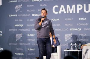 Campus Polska. Rafał Trzaskowski: Błędem było, że związki partnerskie nie zostały wprowadzone