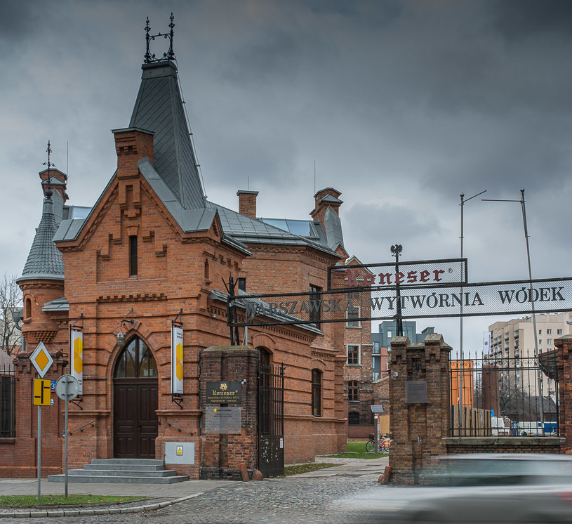 Campus Warsaw znajduje się na terenie Centrum Praskiego Koneser przy ulicy Ząbkowskiej  w Warszawie /materiały prasowe