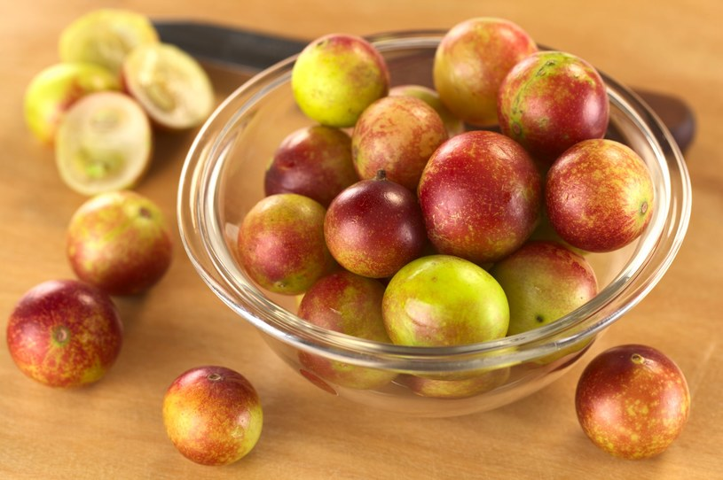 Camu camu zawierają w sobie znacznie więcej witaminy C niż jakakolwiek inna roślina /123RF/PICSEL