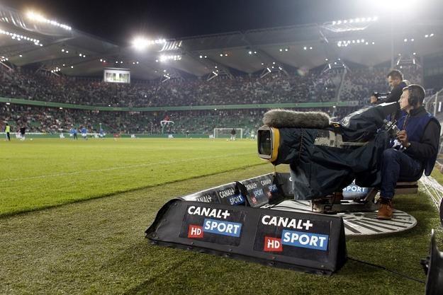 Canal Plus przejmie platformę n?Fot. Andrzej Iwańczuk /Reporter