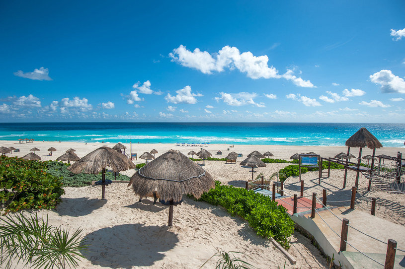 Cancun, Meksyk /123RF/PICSEL