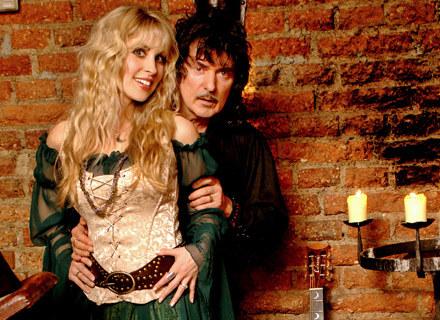 Candice i Ritchie Blackmore (Blackmore's Night) /