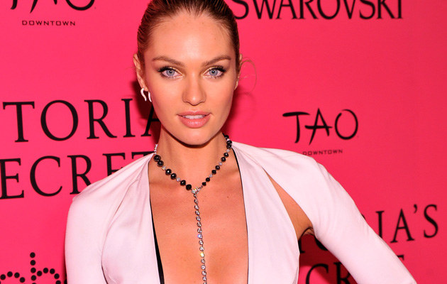 Candice Swanepoel /Stephen Lovekin /Getty Images