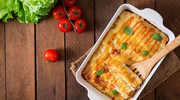 Cannelloni z kurczakiem i salsą verde