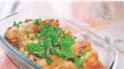 Cannelloni z mięsem i szpinakiem