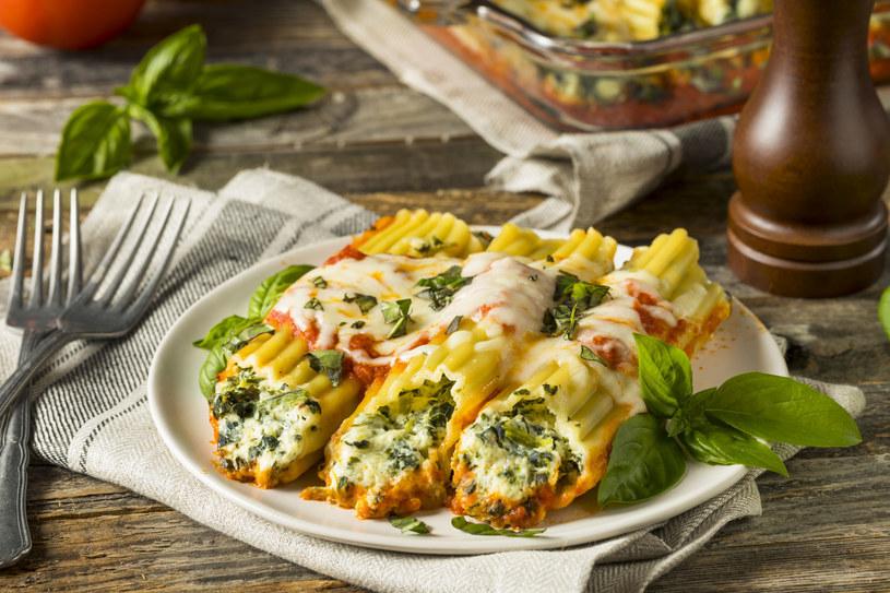 Cannelloni z serkiem /123RF/PICSEL