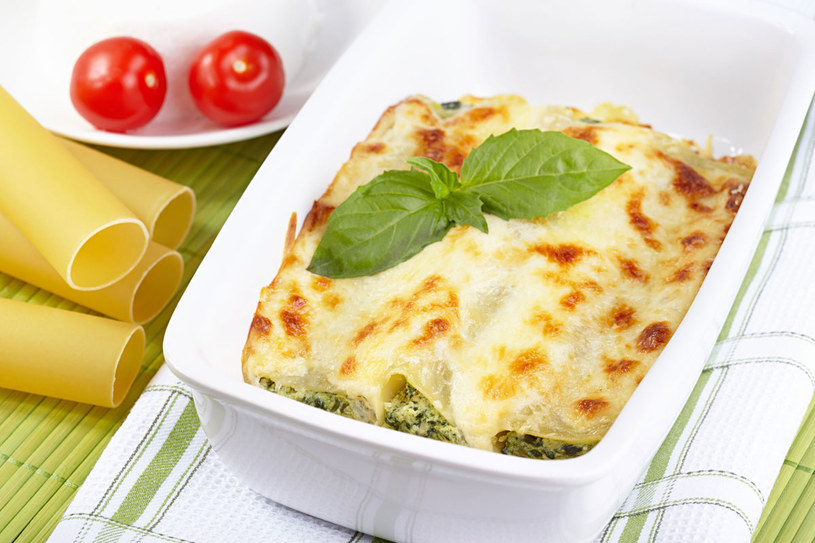 Cannelloni /123RF/PICSEL
