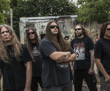"Cannibal Corpse: Nowa płyta ""Red Before Black"""