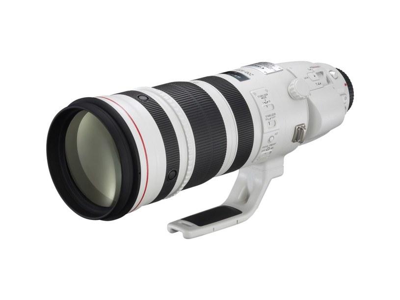 Canon EF 200-400mm f/4L IS USM Extender 1.4x /materiały prasowe