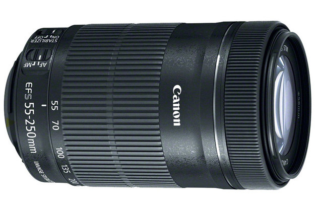 Canon EF-S 55-250mm f/4-5.6 IS STM /materiały prasowe