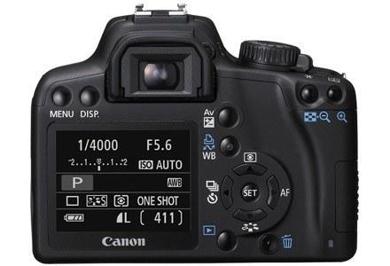 Canon EOS 1000D /materiały prasowe