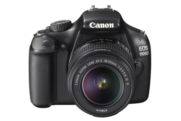 Canon EOS 1100D /materiały prasowe