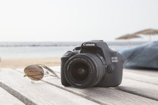 Canon EOS 1200D /materiały prasowe