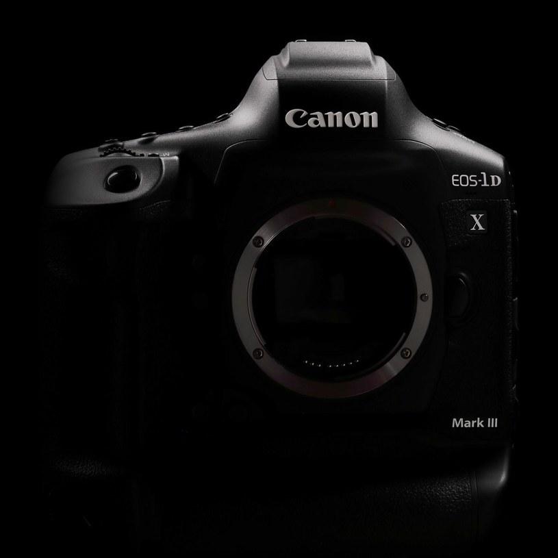 Canon EOS-1D X Mark III /materiały prasowe